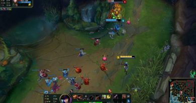 League of Legends: When and How to Set Freeze So Your Enemy Becomes Weak