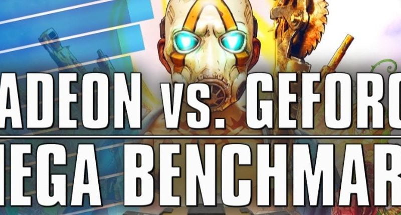 Borderlands 3 DX 11 Benchmark: 60 GPUs Tested with NVIDIA and AMD Optimized Drivers