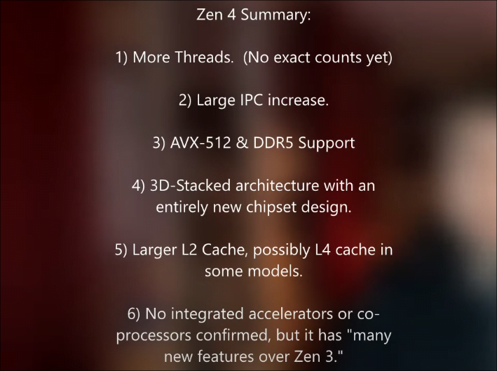 AMD Zen 4 Ryzen 5000 Desktop CPUs Might Use L4 Cache, 4 Threads Per Core & 3D Stacked Architecture According To Strong Leaks