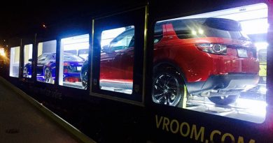 vroom stock surges